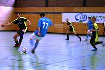 Ab Februar geht's wieder in die Sporthalle zum beliebten Futsal-Cup (Foto: Lebenshilfe Bayern)