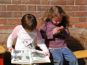 In der Kita können Mädchen und Buben mit und ohne Behinderungen gemeinsam die Welt entdecken (Foto: Lebenshilfe Fürth)