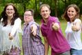 Klick zu Freiwilligendienste (Foto: Lebenshilfe Bayern)