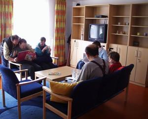 Die Lebenshilfe in Bayern bietet vielfältige Hilfen beim Wohnen (Foto: Lebenshilfe Fürth)