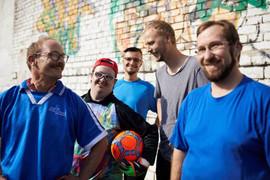Inklusive Sportangebote sind ein Gewinn für alle (Foto: Lebenshilfe / David Maurer)