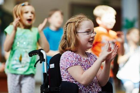 Applaus für mehr Pflegekräfte! (Foto: Lebenshilfe / David Maurer)