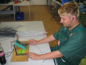 In den Werkstätten wird nicht nur ausgebildet und gefördert, sondern auch sehr viel geleistet (Foto: Lebenshilfe Nürnberg)